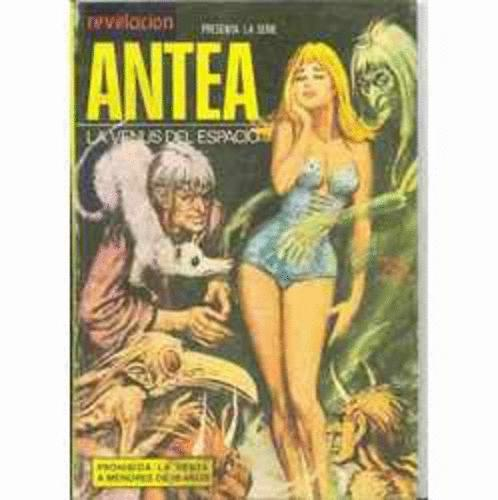ANTEA 1-2-3-4-5-6, Ed.NUEVA FRONTERA, Espana, 1972.