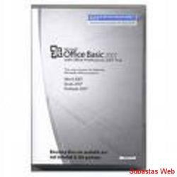 office basic 2007 (solo l
