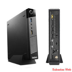 LENOVO ThinkCentre M73 Tiny (Core i5) - super compacto