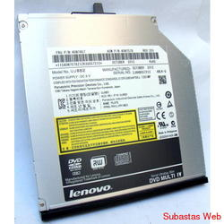 Grabadora Dvd-cd-rw Lenovo Sata 9.5mm Slim Fru 45n7457 Box