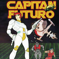 DVD CAPITAN FUTURO - CAPTAIN FLAME SERIE AUDIO ESPAÑOL LATIN