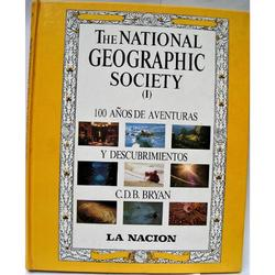 Libros National Geographic 2 Tomos C.d.b.bryan