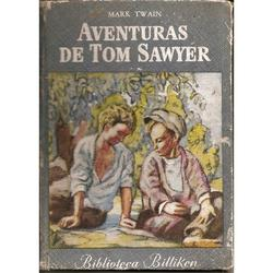 Libro Aventuras De Tom Sawyer B. Billiken 1956