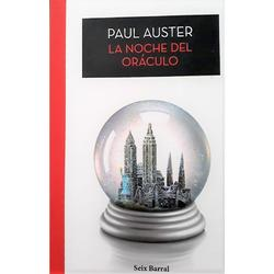 La Noche Del Oraculo - Paul Auster Editorial Six Barral