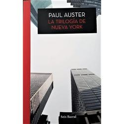 La Trilogia De Nueva York - Paul Auster Editorial Six Barral