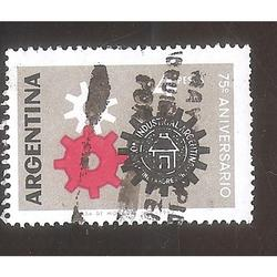 ARGENTINA 1963 (MT666) UNION INDUSTRIAL  USADA