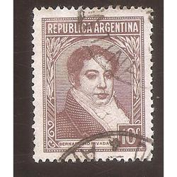 ARGENTINA 1946(MT476) PROCERES: RIVADAVIA TIPO IV   SINFILI