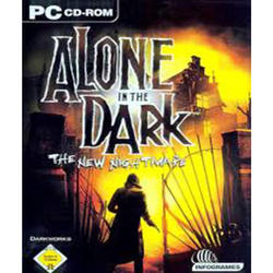 Alone In The Dark New Nightmare - Gog Edición en DVDs 1.50GB
