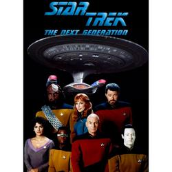 Star Trek The Next Generation Dvd Latino/ingles  48 Dvd