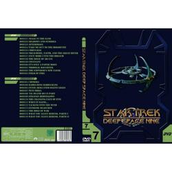 Star Trek Deep Space Nine Serie Latino Cajas Completa 48 Dvd
