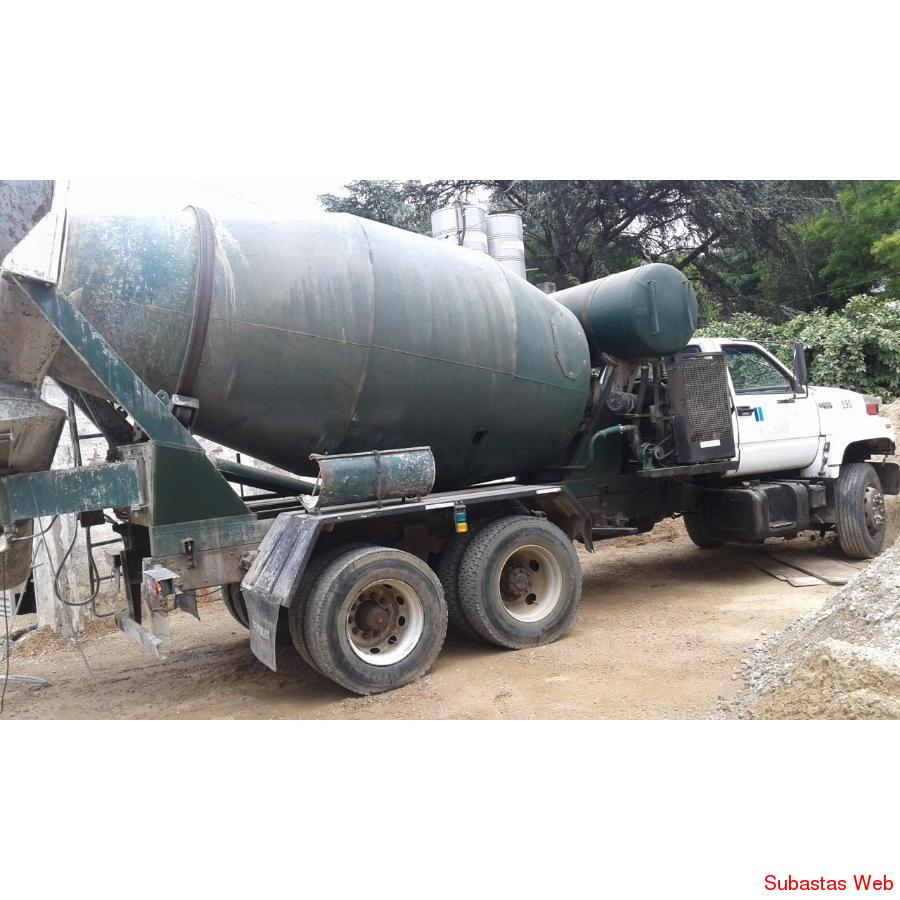 Chevrolet Mixer Kodiak Año 1997