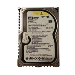 Wéstern digital raptor 10000rpm 10k Sata impecable 100% cris