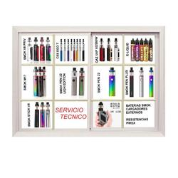 SERVICIO TECNICO SMOK 22 V8 PEN PLUS LIGHT PRIV M17 Q VAPER