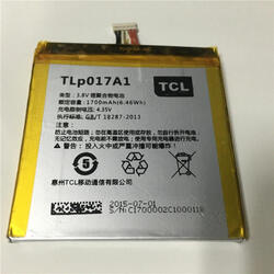 Bateria Alcatel TLP017A1 3.8v 1700mAh OT Idol Mini OT6012