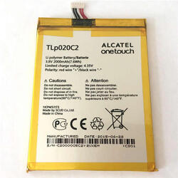 Bateria Alcatel TLP020C2 3.8v One Touch Idol X 6040
