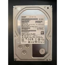 Subasta Imperdible! Disco SATA HGST 4TB 7200 64MB 3.5